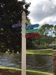 Port Orleans Riverside Resort - resort directions