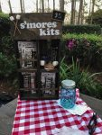 Port Orleans Riverside Resort - smores kits