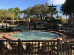Port Orleans Riverside Resort - splash pool