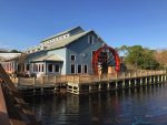 Port Orleans Riverside Resort - watermill
