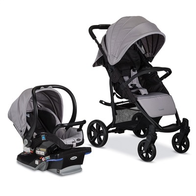 Recalled Combi Titanium Shuttle Travel System