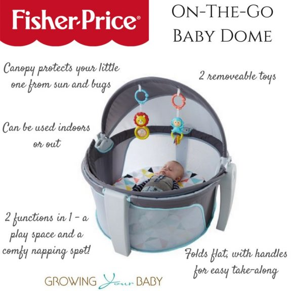 fisher-Price baby dome