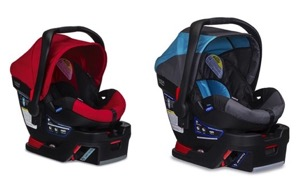 Recall: 207,037 Britax Infant Car Seats Chest Clips For Choking Concerns