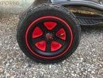 Rollplay Turnado - front wheels