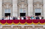 The British Royal Family enjoys Trooping The Colour 2017