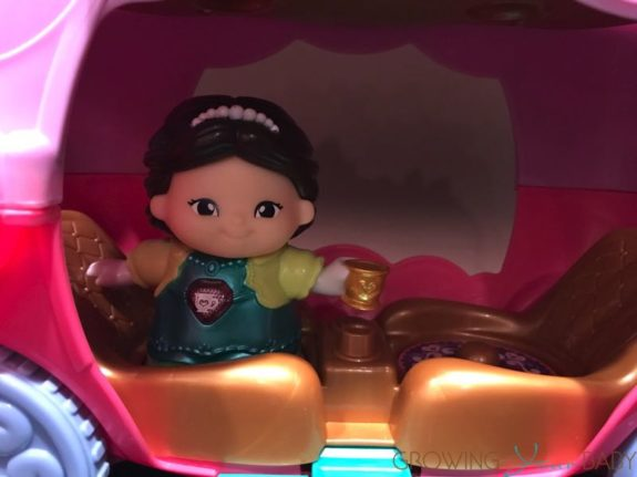 Vtech Go Go Smart Friends Trot & Travel Royal Carriage