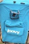 2017 Joovy Groove Ultralight - back storage:cupholder