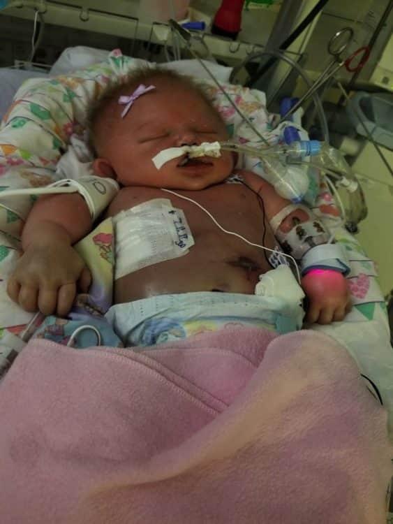 Baby Mariana Sifrit