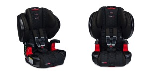 The Last Car Seat You'll Need To Buy – Britax's PINNACLE CLICKTIGHT