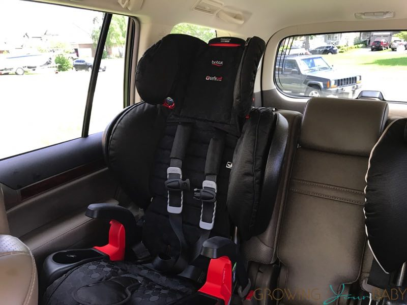 Britax Pinnacle ClickTight review