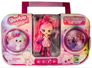 Bubble Gum Pop Bubbleisha packaging