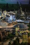 Detailed Model of Star Wars-Themed Lands at Hollywood Studios from D23 2
