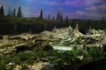 Detailed Model of Star Wars-Themed Lands at Hollywood Studios from D23 3