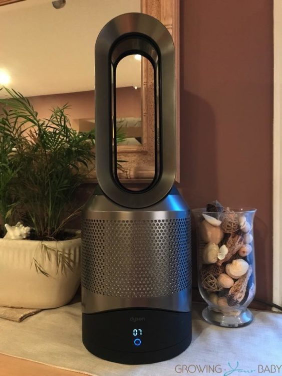 Stay Cool Amp Healthy With Dyson S Pure Hot Cool Link Air