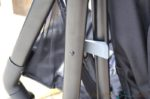 Evenflo Pivot Travel System - frame lock