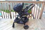 Evenflo Pivot Travel System - infant car seat