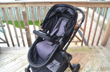 Evenflo Pivot Travel System - stroller seat