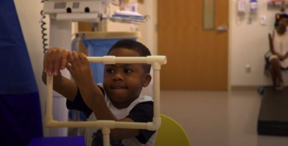 Landmark Double Hand Transplant for 8-Year-Old