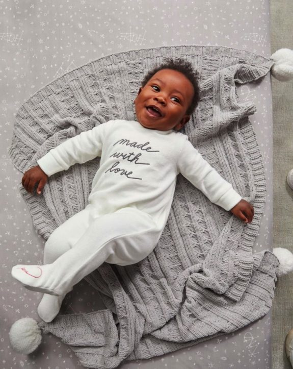 Ellen Degeneres Debuts New Baby Collection For Buy Buy Baby