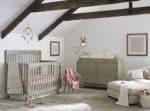 Ellen DeGeneres baby collection Oakdell nursery