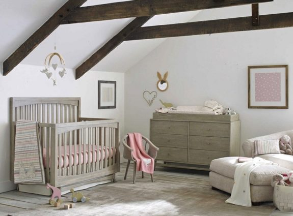 Ellen DeGeneres baby collection Oakdell nursery