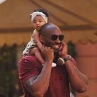 Kobe Bryant Vacations In Italy With His Family