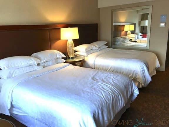 Le Centre Sheraton Montreal hotel - room