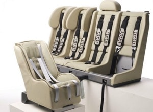 4 Car Seats Across? UK Company Develops Unit To Do Just That!