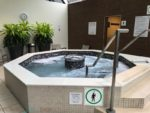 Sheraton Downtown Montreal - hottub