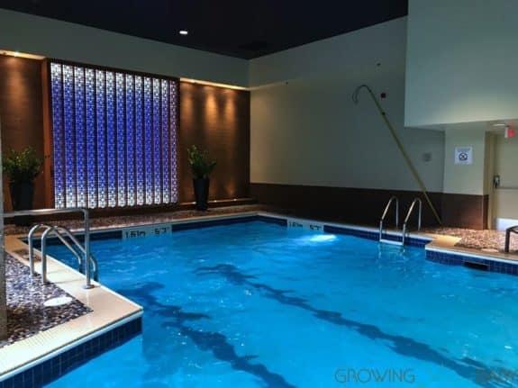 Sheraton Downtown Montreal - pool