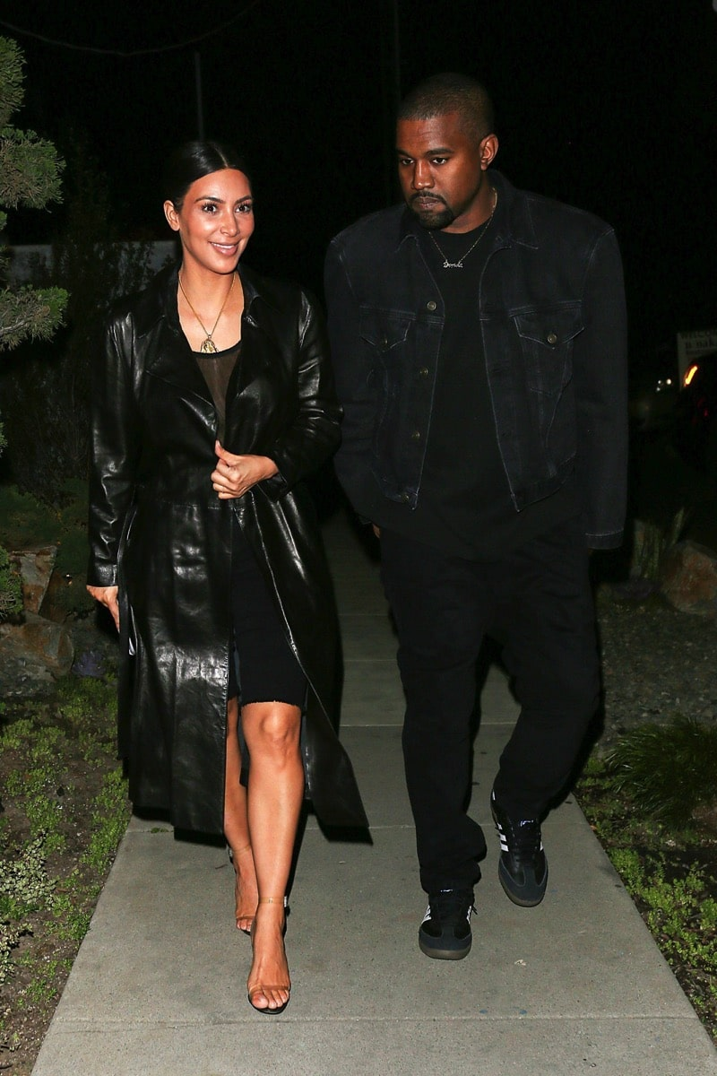 Kim and Kayne Announce the Gender of Their Surrogate Baby