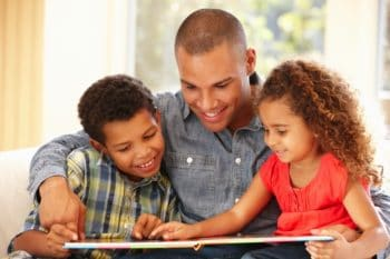 Study Highlights More Developmental Benefits of Reading To Your Child