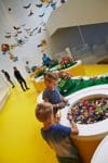LEGO House Denmark Yellow Zone - Flower Artist