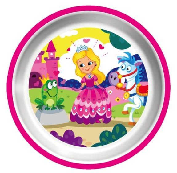 Recalled Playtex Princess Plate