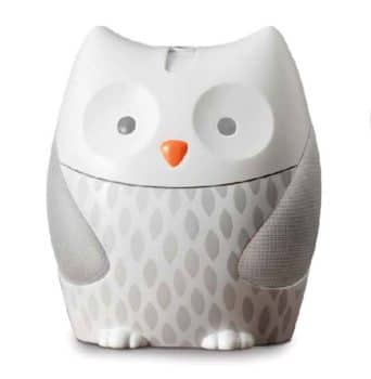 Skip Hop's Recalled Moonlight & Melodies owl nightlight soother