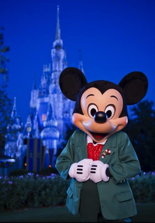 2017 Holidays Walt DIsney World