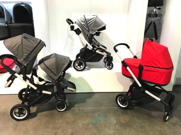 2018 Thule Sleek Stroller collection