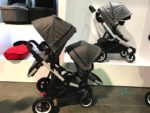 2018 Thule Sleek Stroller collection - double mode