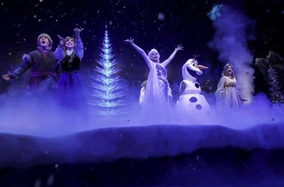 A new friend joins the cast of 'For the First Time in Forever: A Frozen Sing-Along Celebration'