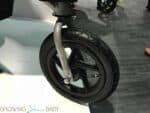 Bob-Rambler-Stroller-front-swivel-wheel