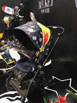 CYBEX Space Rocket Pop Star collection - Mios
