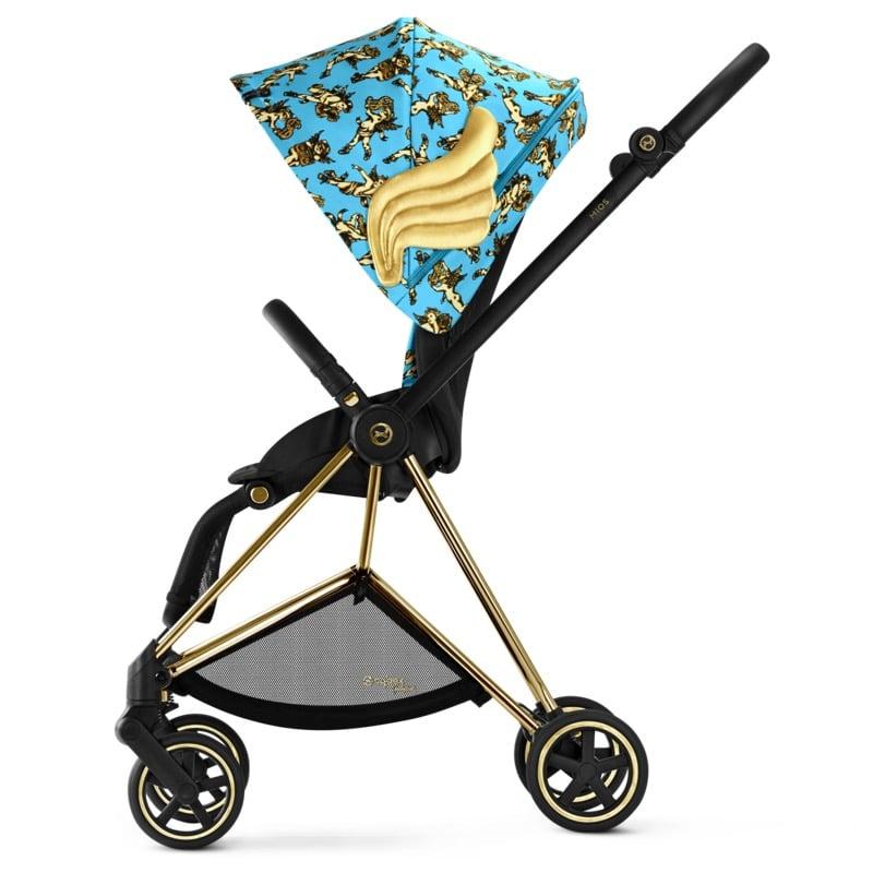0f6c77aca44 CYBEX x Jeremy Scott - Mios stroller blue