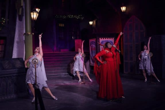 Celestina Warbeck and the Banshees - Universal Orlando Christmas
