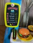 Fisher-Price Laugh & Learn Servin' Up Fun Food Truck - menu