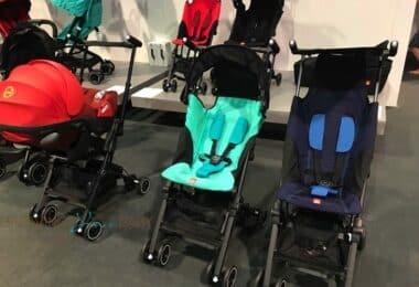 GB pockit, Pockit plus and pockit go strollers