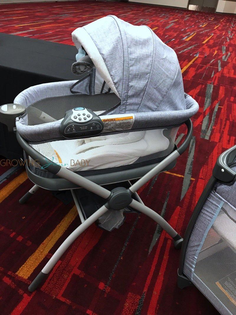 Graco Pack N Play Day2dream Playard Bedside Sleeper Growing Your Baby