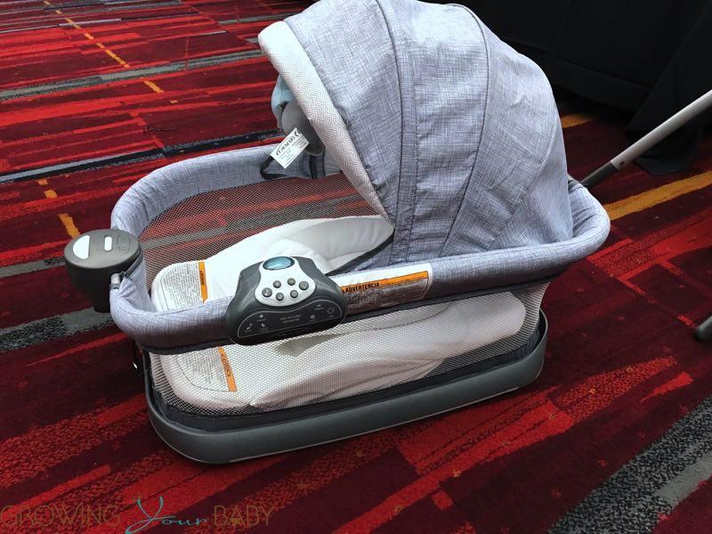 Graco Pack N Play Day2dream Playard Bedside Sleeper 1 Growing Your Baby