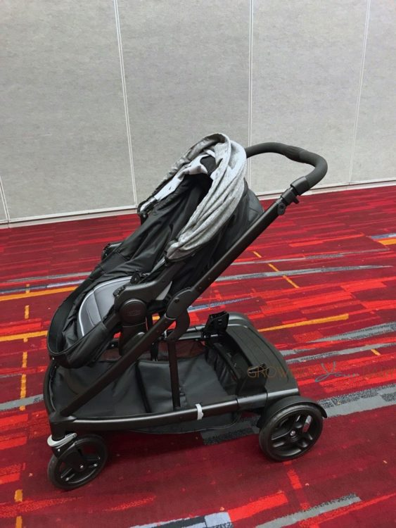 Graco Uno2Duo Stroller - single