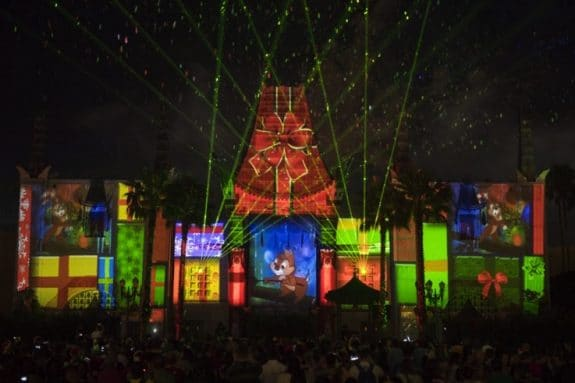 Jingle Bell, Jingle Bam Hollywood Studios 2017