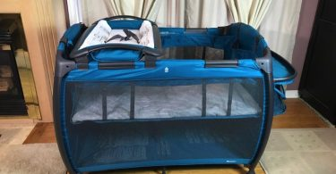 Joovy Room Nursery Center Playard